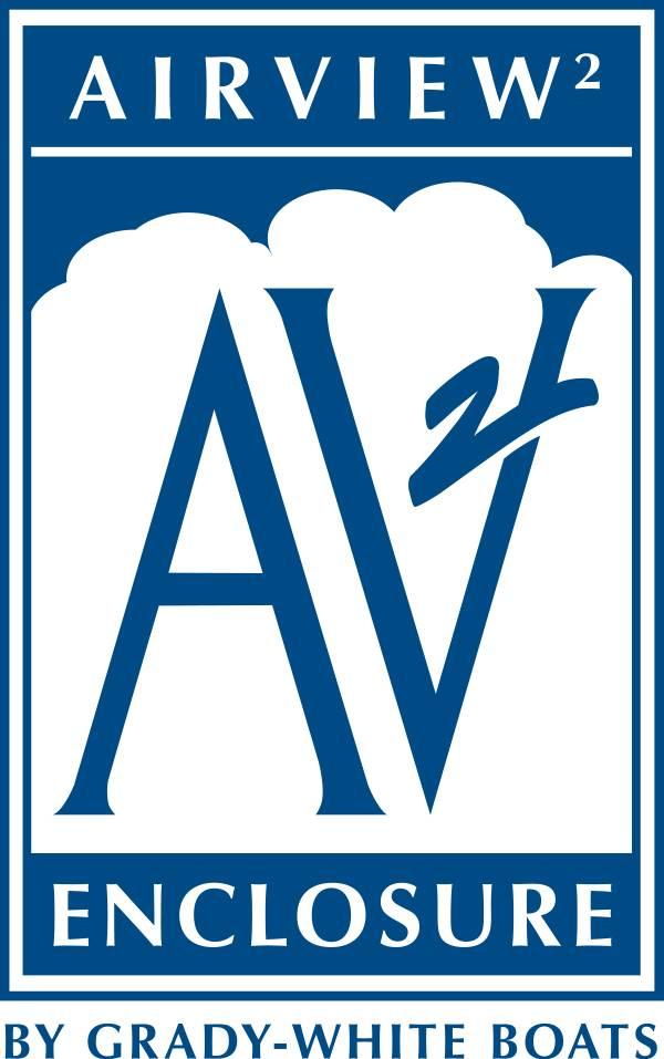 Airview 2, AV2 logo.