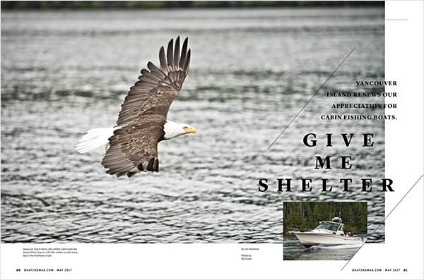 Boating May 2017 Vancouver article
