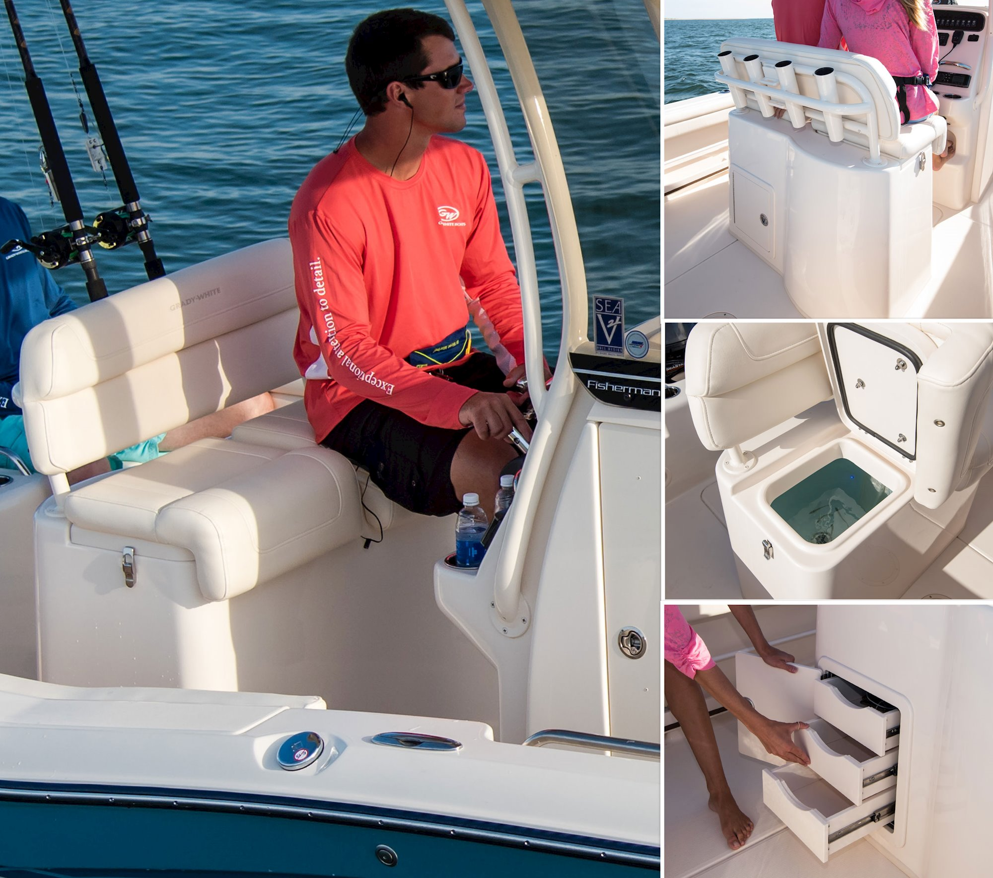 Grady-White | Fisherman 236 Center Console