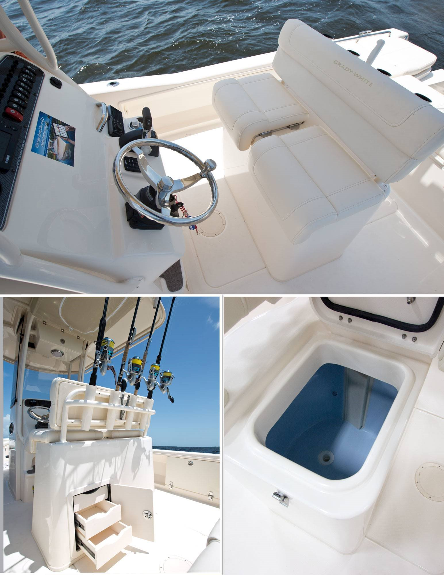 Grady-White | 251 CE Coastal Explorer Center Console