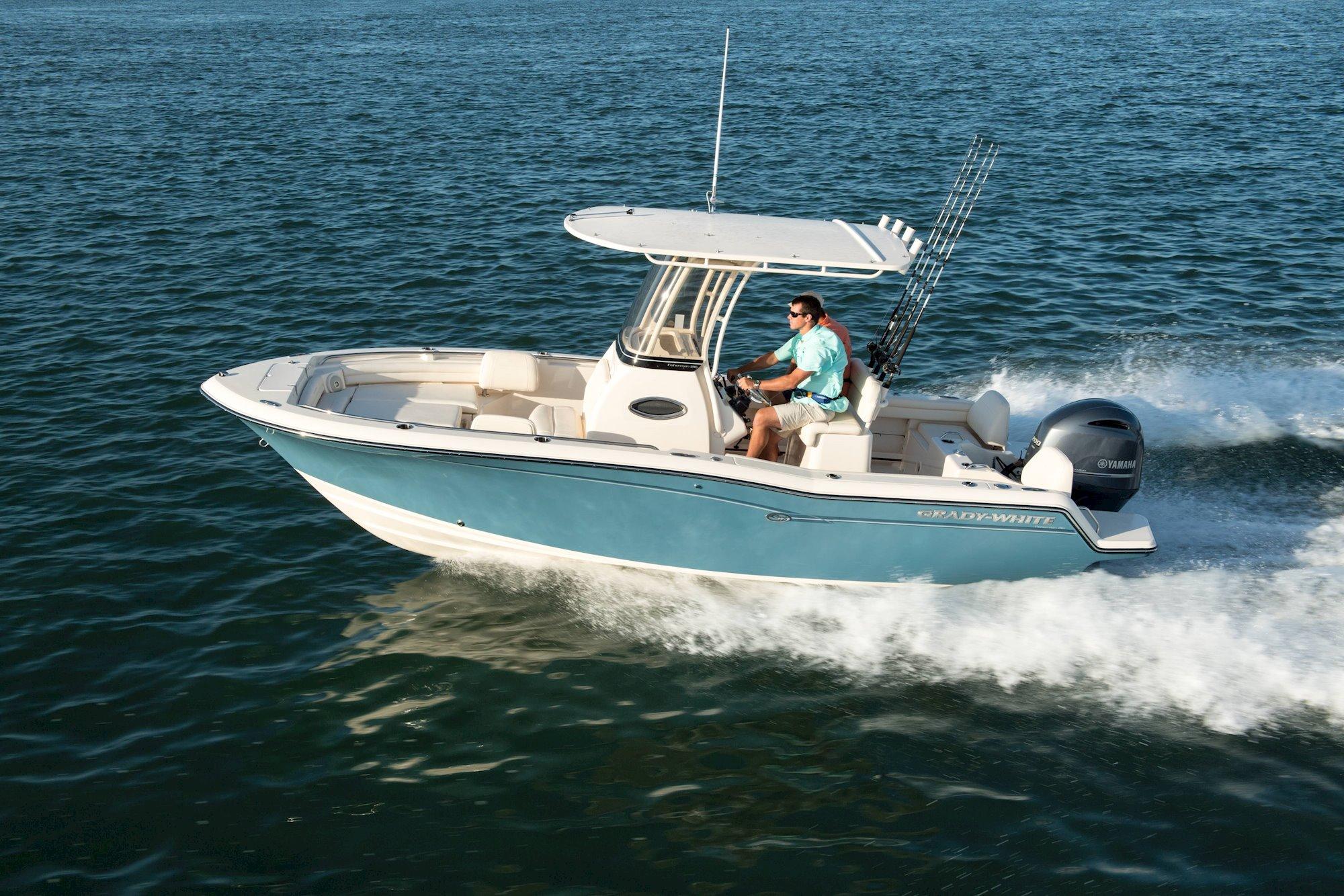 Grady-White | Fisherman 216 Center Console
