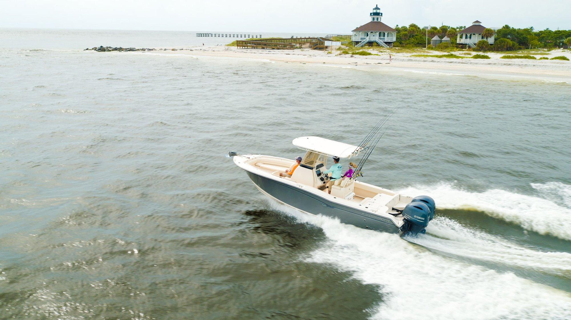 Grady-White | Fisherman 257 Center Console