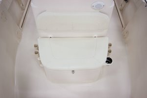 Grady-White Fisherman 180 18-foot center console forward seat
