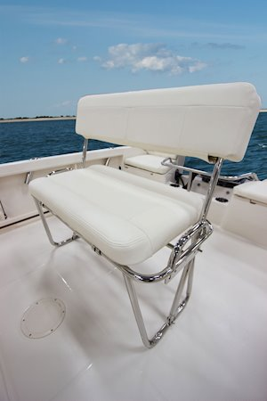 Grady-White Fisherman 180 18-foot center console reversible seating