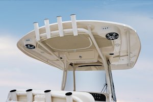 Grady-White Canyon 271 27-foot center console t-top