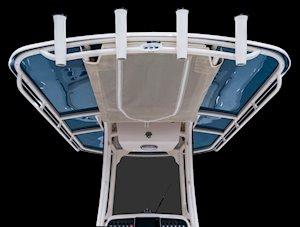 Grady-White 251 CE 25-foot Coastal Explorer fishing boat T-top