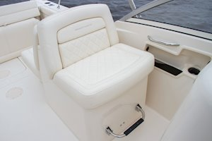 Grady-White Freedom 235 23-foot dual console deluxe companion seating