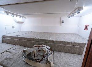 Grady-White Boats Express 370 37-foot Express Cabin boat aft berth