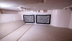 Grady-White Marlin 300 30-foot walkaround cabin boat aft berth