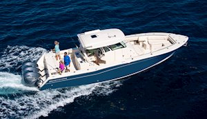 Grady-White Canyon 376 37-foot center console fishing boat