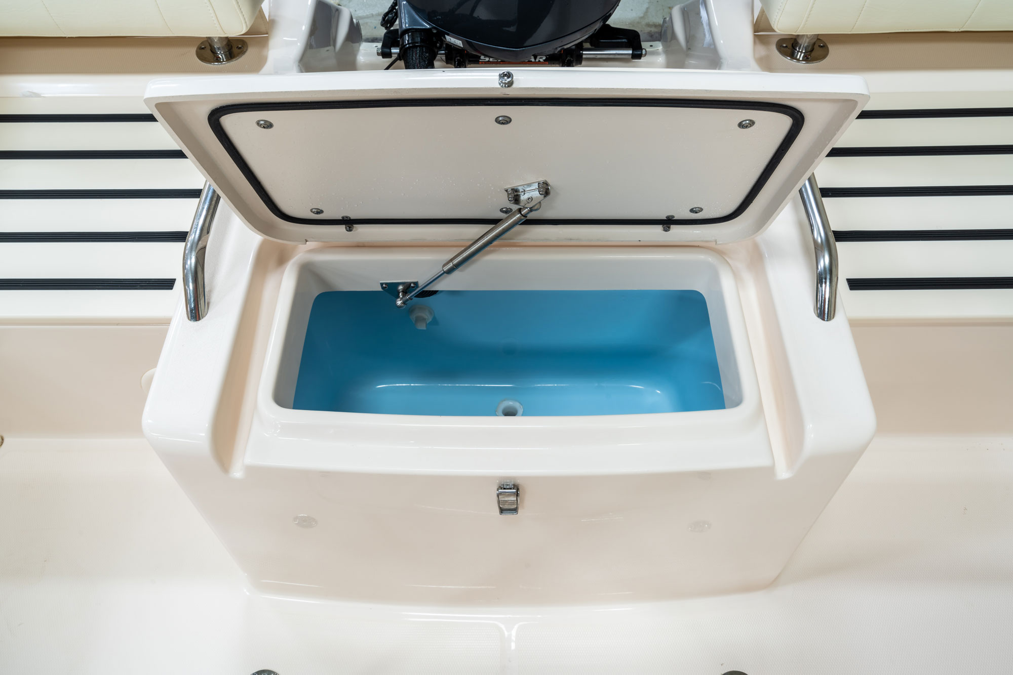Grady-White Freedom 215 21-foot dual console aft livewell