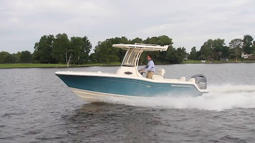 BoatTEST.com: <em>Fisherman 216</em> Test