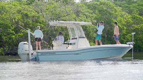 Florida Sportsman Best Boat on the <em>251 CE</em>