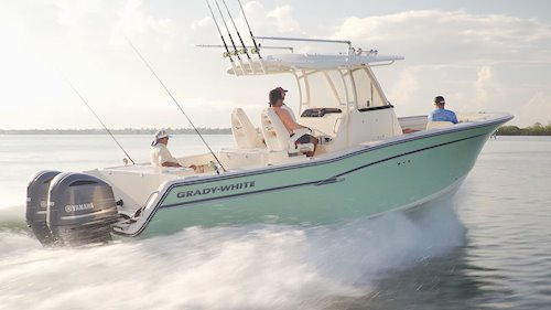Florida Sportsman Best Boat on the <em>306</em>