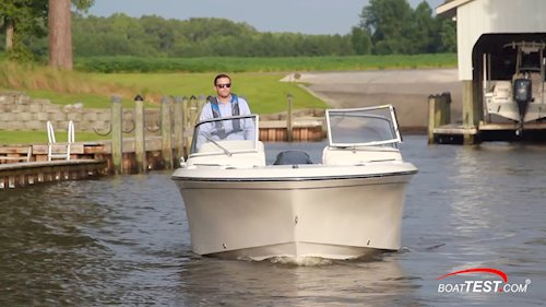 BoatTEST.com: <em>Freedom 215</em> Test