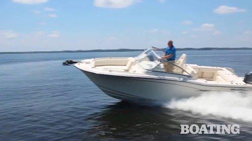 Boating's Randy Vance on the <em>Freedom235</em>