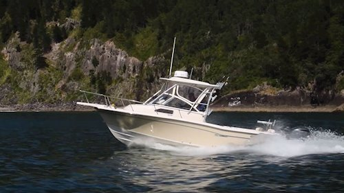 Boating New Zealand reviews the 228