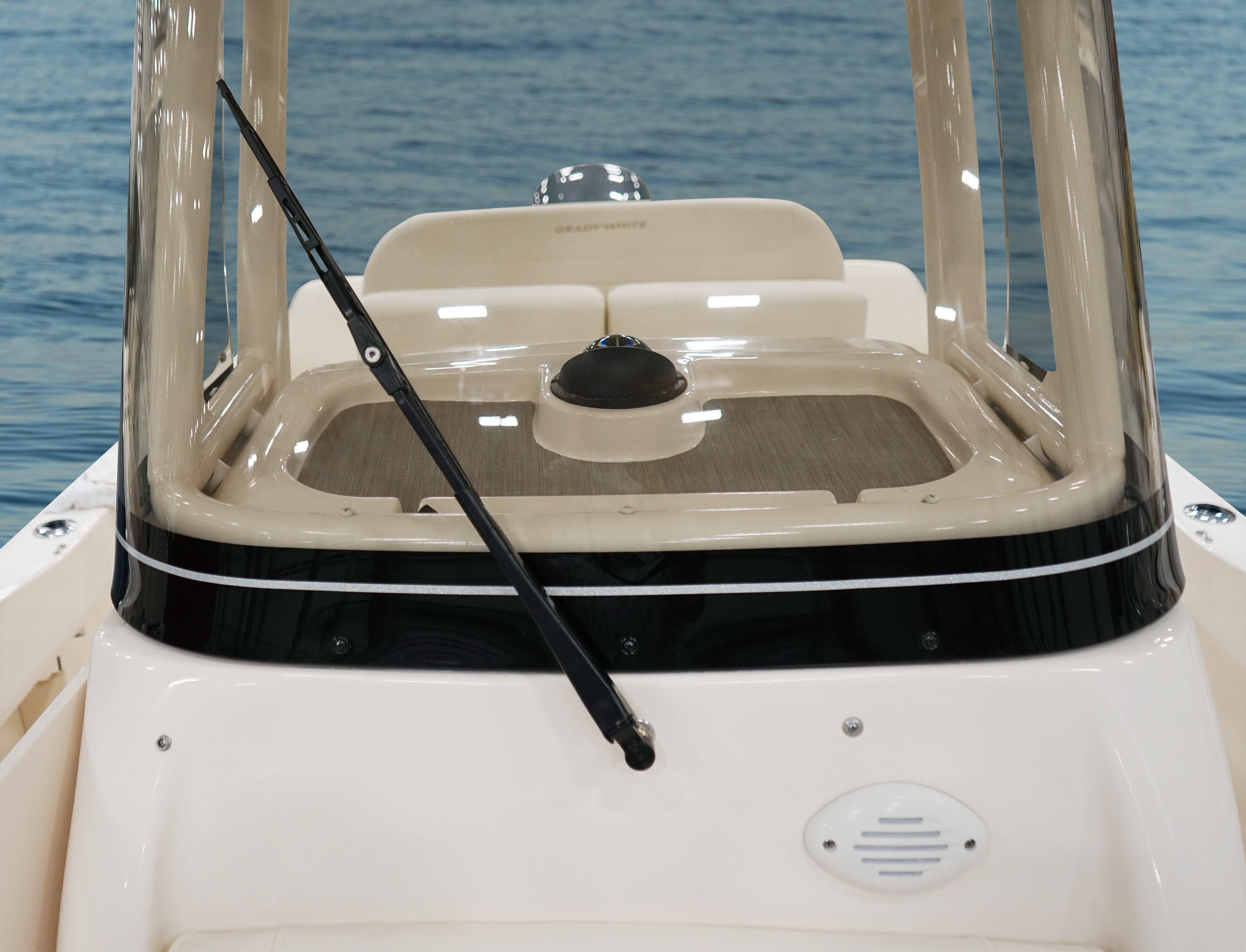 Fisherman 216 center console windshield wiper