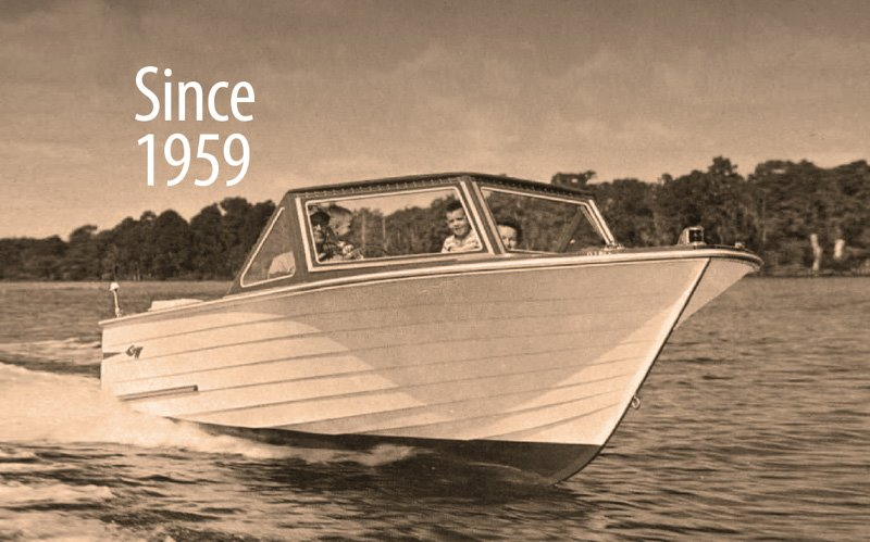 Started in 1959 Grady-White has constantly evolved its manufacturing process to build the best boats.