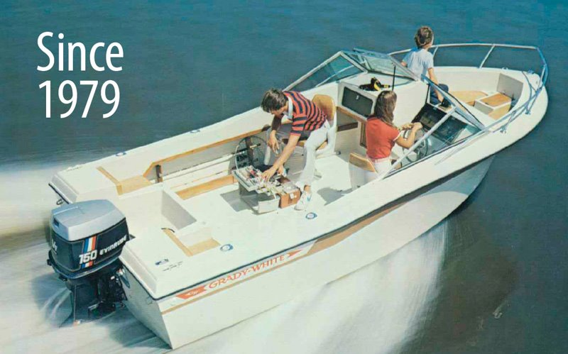 Grady-White introduces their first Dual Console model, the Tarpon 190.