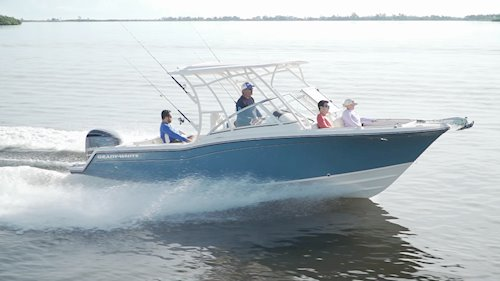 Florida Sportsman reviews the Grady-White <em>Freedom 235</em>