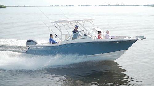 Florida Sportsman reviews the Grady-White <em>Freedom 235</em>