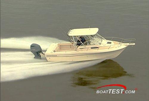BoatTEST.com Review <em>Gulfstream 232</em>