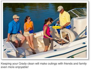 Grady-White family