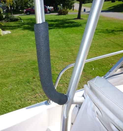hard top leg foam insulation
