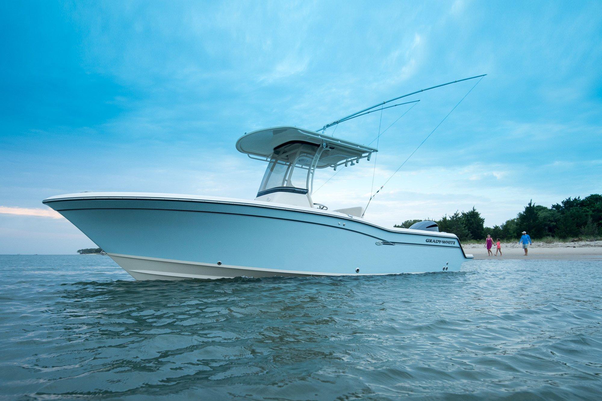 Grady-White | Fisherman 236 Center Console