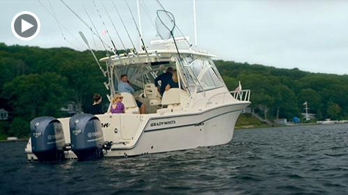 Grady-White | The Exclusive SeaV²® Hull